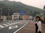 図10 夕暮れの浜田の町、すでに故郷のよう(笑).jpg