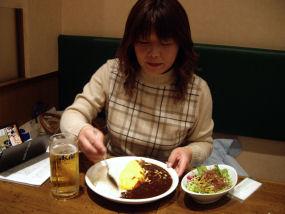 図11 名古屋地下街で夕食.jpg