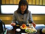図1 アルファ・ワンの朝食は野菜がたっぷり!.jpg