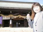 ●吉備津彦神社(桃太郎君とチボリ侍と一緒)●.jpg