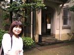●小田原文学館のひっそりとある入口(笑)●.jpg