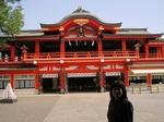 ●千葉神社へごあいさつ!●.jpg