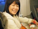 ●帰りの新幹線でお寿司(写真の→印)(笑)●.jpg