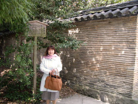 図2 熱田神宮にある信長塀.jpg