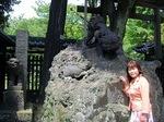 図3 牛島神社の狛犬(子どももいた).jpg