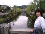 ●魚影がひかる倉敷川●.jpg