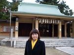 ●境内にある勝山八幡神社にも参拝!●.jpg