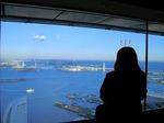●絶景の横浜港を望む●.jpg