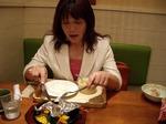 ●ふう、エルミ鴻巣店のカボチャ食堂で夕食●.jpg