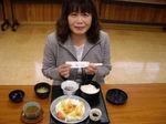図4 施設内喫茶室「びぶる�U」のエビフライ定食.jpg