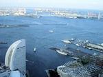 図5 地上250メートルから見た横浜港一帯.JPG