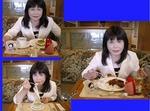 ●お芋のスープ、ハヤシライス、そしてデザート!●.jpg
