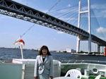 図6 横浜ベイブリッジ下を通過〜.jpg