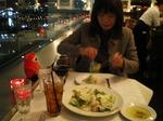 ●横浜の夜景をさかなにワイン(MANGIA MANGIAにて)●.jpg