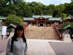 ●長崎市の鎮西大社諏訪神社に参拝(大吉)●.jpg