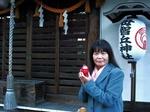 ●会場近くで見つけた母智丘神社に参拝●.jpg