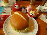 ●お昼はコメダ珈琲店のハンバーガー●.jpg