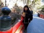 ●榛名神社のハシは渡れますぞ(笑)●.jpg