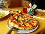 ●これも美味しいピザ(笑)●.jpg