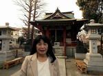 ●近くの新小岩香取神社にも顔を出す(笑)●.jpg