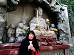 ●通常は江ノ島エスカーに乗るからお会いできなかった女神様がた●.jpg