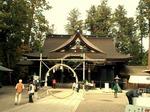 ●香取神宮に設置された茅の輪くぐり●.jpg