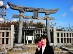 ●弥彦神社奥宮を参拝●.jpg