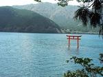 ●穏やかな芦ノ湖畔●.jpg