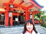 ●品川神社を参拝●.jpg