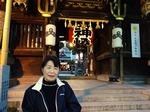 ●研修後、櫛田神社へ寄った。22:00まで営業中(?)●.jpg