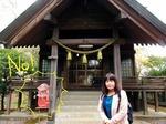 ●福江城の守護社・城山神社にて●.jpg