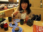 ●夜間くら寿司風景(笑)●.jpg