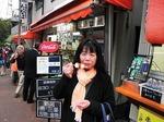 ●彌彦神社門前の「高齢者キラー」のうまい団子、かたい!● .jpg