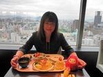 ●三井ガーデンホテル25階での朝食!●.jpg