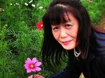 ●コスモスの花がでかい!●.jpg