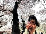 ●桜なめこも大喜び●.jpg