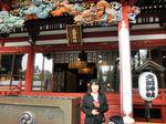 ●大前神社の拝殿●.JPG