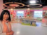 ●「めざましテレビ」のスタジオ●.jpg