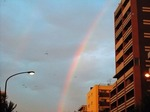 ●帰路では、大きな虹に遭遇!●.jpg