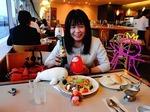 ●夕食は広島空港で「賀茂の鶴」を頂く●.jpg