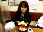 ●「居酒屋串衛門」さん、お昼ご飯は海鮮丼(小盛り)●.jpg
