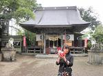 ●宮城県大崎市の古川神社から参拝した●.JPG