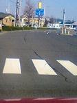 ●道路はあちこちに地割れが!●.jpg